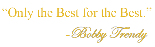 Bobby Trendy Interior Design Tagline